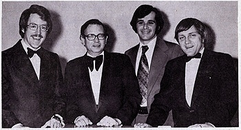1972 WMU-Cooley first faculty