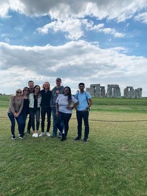 Stonehenge Group Picture-1