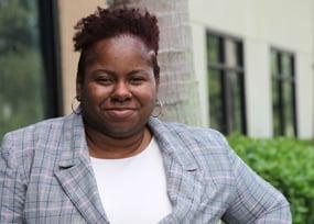 WMU-Cooley student Amanda Burch