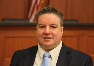 WMU-Cooley Constitutional Law Professor Brendan Beery