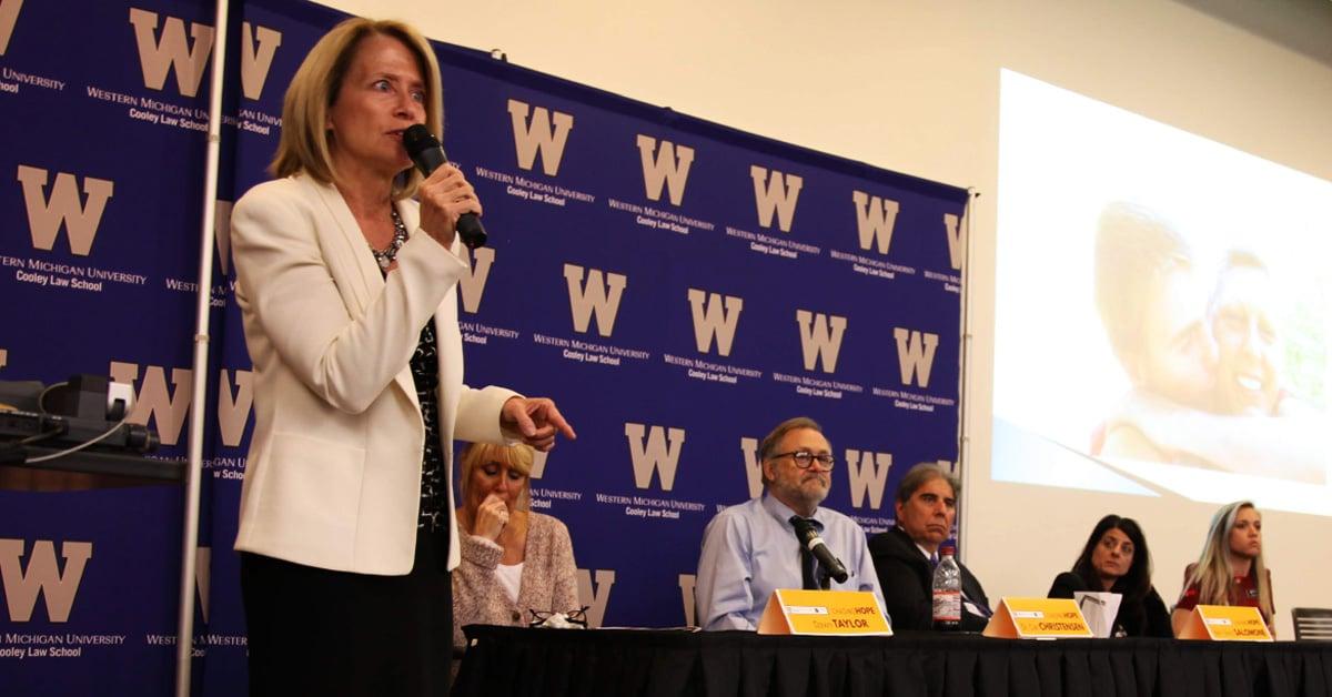 WMU-Cooley Opioid Epidemic Program