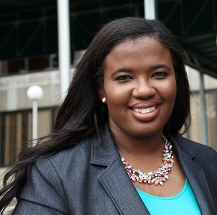 WMU-Cooley student Daniela Mendez