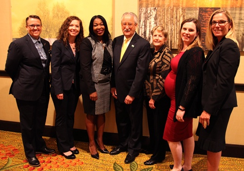WMU-Cooley Women in the Law with Chair Lawrence P. Nolan