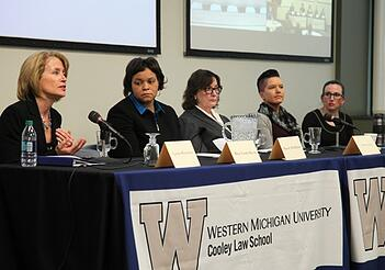 WMU-Cooley Opioid Crisis Panel Discussion